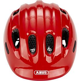 ABUS Smiley 2.0 Casco Bambino, rosso